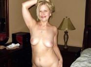 paire de seins naturels - Mature sexy