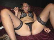 En lingerie sexy - Mon ex-copine
