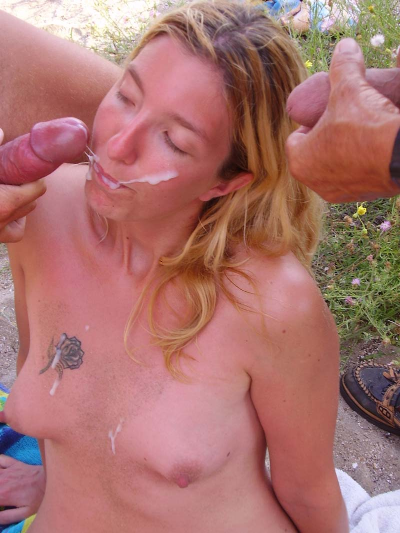 Words... super, Photos blowjob at nudist beach