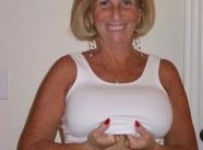 Blonde salope - Vieille 60 ans