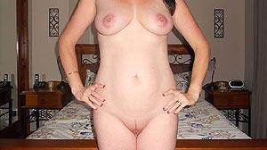 Femme cougar amatrice de sexe et de sperme chaud